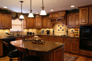 Lago Vista TX Rental Kitchen Cleaning